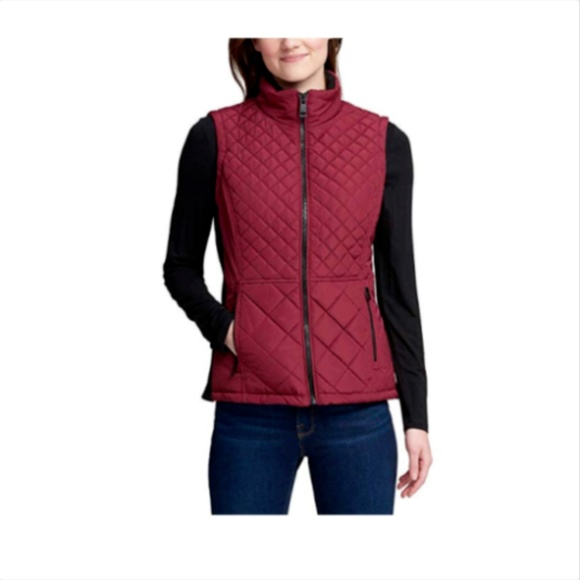 Andrew Marc Jackets & Blazers - Andrew Marc Women's Quilted Insulated Vest
